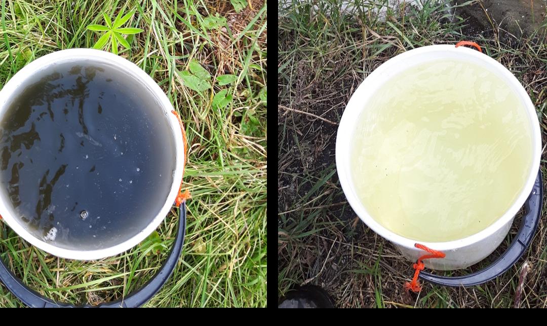 Kymijärven puhdistaminen kiertotaloudella