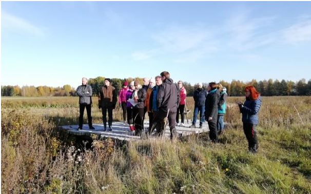 Yhteistyö vahvisti asiantuntijuutta järvien hoidossa