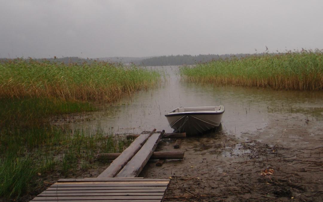 Sala- ja Ruuhijärven vedenkorkeuden nostohakemuksen tekijä on valittu