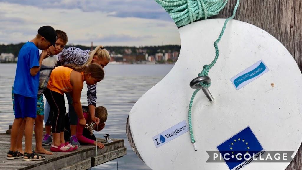 Yhteistyötä puhtaan Vesijärven puolesta